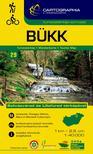 Cartographia - B�KK TURISTAT�RK�P - SZILV�SV�RAD �S LILLAF�RED T�RK�PPEL - 1:40 000 - CART