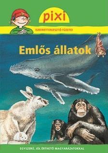 Stahr, Christine - Emlős állatok