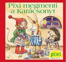 Simone Nettingsmeier - Pixi megmenti a Kar�csonyt