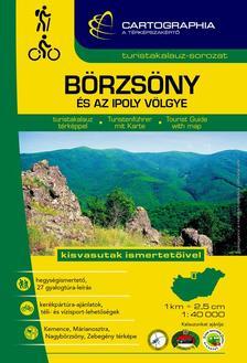 Cartographia Kiad� - B�RZS�NY �S AZ IPOLY V�LGYE TURISTAKALAUZ