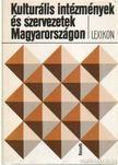 Bíró Vera - Kulturális intézmények és szervezetek Magyarországon [antikvár]