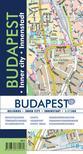 - Budapest belv�ros t�rk�p 1:11500
