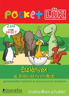 - �szl�nyek az �sl�nyek nyom�ban - PocketL�K (ALAPLAPPAL)
