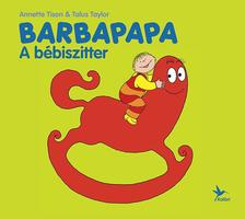 Annette Tison - Talus Taylor - Barbapapa - A bébiszitter