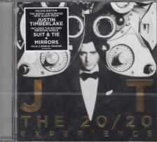 JUSTIN TIMBERLAKE - THE 20/20 EXPERIENCE CD + 2 BONUS TRACKS JUSTIN TIMBERLAKE