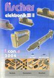 - Fischer elektornik f.con.e Catalogue 2004 [antikvár]