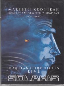 - MARSB�LI KR�NIK�K KONCERT A M�V�SZETEK PALOT�J�BAN DVD+CD