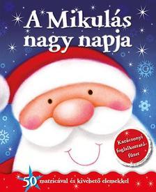 - Karácsonyi foglalkoztatófüzet - A Mikulás nagy napja