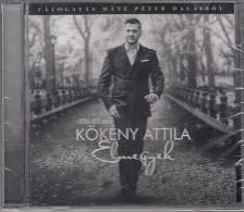 - ELMEGYEK CD - KÖKÉNY ATTILA