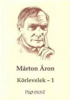 Márton Áron - Körlevelek 1.
