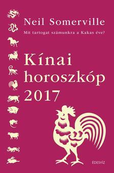 Neil Somerville - K�nai horoszk�p 2017