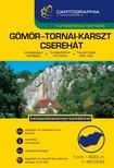 Cartographia Kiad� - G�M�R-TORNAI-KARSZT CSEREH�T TURISTAKALAUZ 1:40000