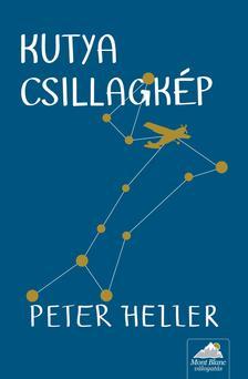 Peter Heller - Kutya csillagkép - puha borítós