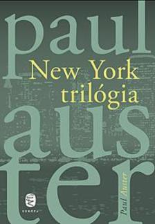 Auster, Paul - New York trilógia