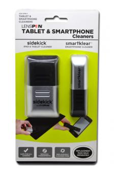- Lenspen Sidekick + Smartklear táblagép és telefon kijelző tisztító