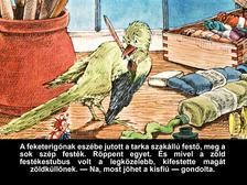 Lázár Ervin, Marton Magda - A nagyravágyó feketerigó