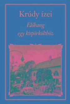 Szigethy Gábor - Krúdy ízei - Nemzeti Könyvtár 35.