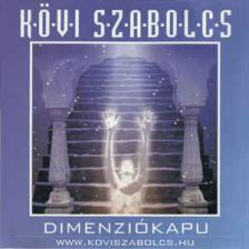 Kövi Szabolcs - DIMENZIÓKAPU - CD -