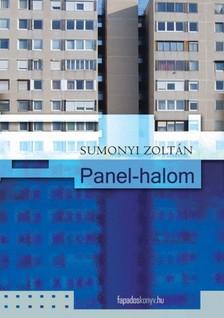 Sumonyi Zoltán - Panel-halom [eKönyv: epub, mobi]