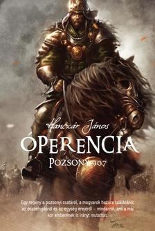 HANCZ�R J�NOS - �PERENCIA - POZSONY, 907