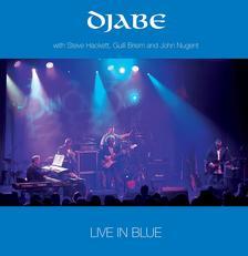 Égerházi Attila/Barabás Tamás - Djabe: Live in Blue DVD