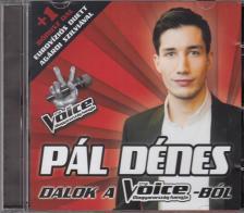 - P�L D�NES CD - DALOK A THE VOICE-B�L -