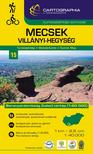 Cartographia - MECSEK TURISTAT�RK�P 15. 1:40000 -
