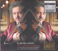 ROBY LAKATOS - KLEZMER KARMA CD-ROBY LAKATOS