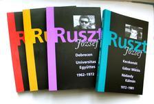 Szerk.Tucsni András, Nánay István, Forgách András - Ruszt József - Debrecen, Universitas Együttes 1962-1972