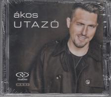 Ákos - UTAZÓ CD+DVD (DUALDISC) ÁKOS (2011)