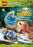 LEGO - LEGO 3. - Vigy�zz,  k�sz,  ragassz! - A s�t�t j�slat - Ninjago - matrica