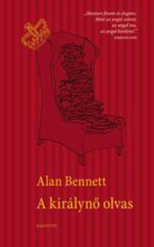 Alan Bennett - A királynő olvas