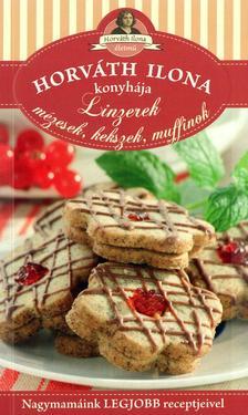 HORV�TH ILONA - Linzerek, m�zesek, kekszek, muffinok - Horv�th Ilona konyh�ja