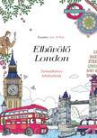 Lee Il-Sun - Elbűvölő London - Színezőkönyv felnőtteknek
