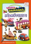 YOUNG LEARNER�S - K�sz�ts gyurm�b�l j�rm�veket!