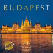 - BUDAPEST PRÉMIUM 2017 - FALINAPTÁR 30X30 CM
