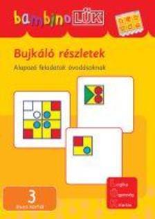 LDI-120 - Bujk�l� r�szletek - Alapoz� feladatok �vod�soknak