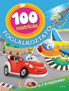 . - 100 matricás foglalkoztató - Járművek