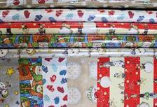 360125 - Csomagolópapír Karácsonyi gyerek 5S 70*200