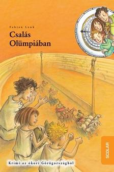 Fabian Lenk - Csal�s Ol�mpi�ban