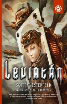 Scott Westerfeld - Leviat�n [eK�nyv: epub, mobi]