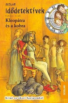 Fabian Lenk - KLEOP�TRA �S A KOBRA - ID�DETEKT�VEK 7.