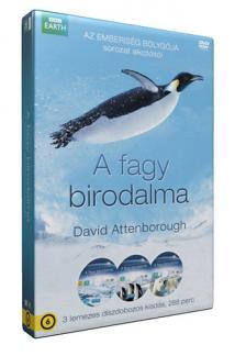 David Attenborough - FAGY BIRODALMA D�SZDOBOZ - 3DVD -