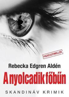 Rebecka Edgren Aldén - A nyolcadik főbűn