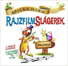 Zeneker Kiadó Kft. - VILÁGHÍRŰ RAJZFILMSLÁGEREK MAGYARUL CD