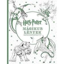 . - Harry Potter - M�gikus l�nyek - sz�nez�k�nyv