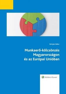 Dr. K�rty�s G�bor - Munkaer�-k�lcs�nz�s Magyarorsz�gon �s az Eur�pai  [eK�nyv: epub, mobi]