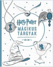 . - Harry Potter - Mágikus tárgyak színezőkönyv