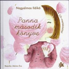 Nagy�lmos Ildik� - Panna m�sodik k�nyve - CD Mell�klettel
