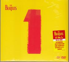 The Beatles - THE BEATLES 1 CD+DVD